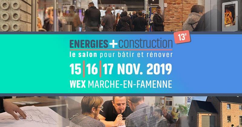 Salon Energies + Construction : Home Ardenne vous y invite